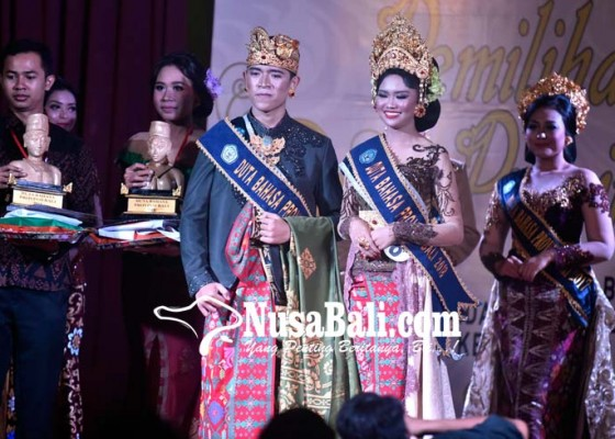 Nusabali.com - duta-bahasa-provinsi-bali-2018