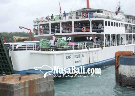 Nusabali.com - jelang-mudik-syahbandar-siapkan-34-kapal