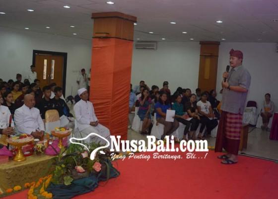 Nusabali.com - seminar-kepemudaan-di-pasraman