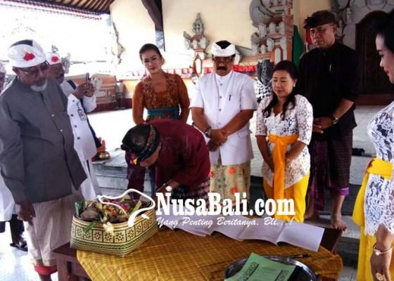 Nusabali.com - desa-pakraman-tegallalang-luncurkan-perarem-perlindungan-perempuan-anak