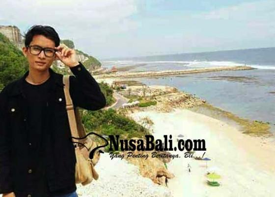 Nusabali.com - hendak-ngopin-pemuda-tewas-tabrak-truk-parkir