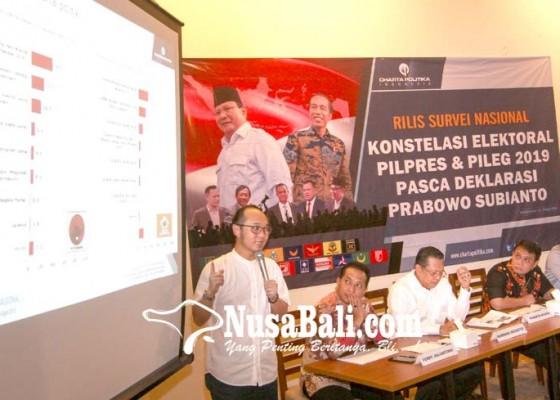 Nusabali.com - survei-charta-politika-jokowi-masih-unggul
