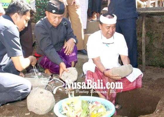 Nusabali.com - pasar-desa-abang-batudinding-dikemas-jadi-pasar-tradisional-modern