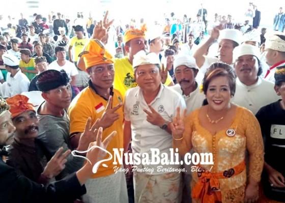Nusabali.com - cagub-rai-mantra-janjikan-kartu-tani