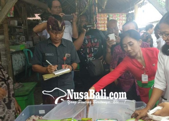 Nusabali.com - bbpom-temukan-jajanan-upakara-mengandung-pewarna-tekstil