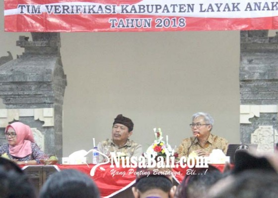Nusabali.com - tim-verifikasi-kla-apresiasi-pemkab-jembrana