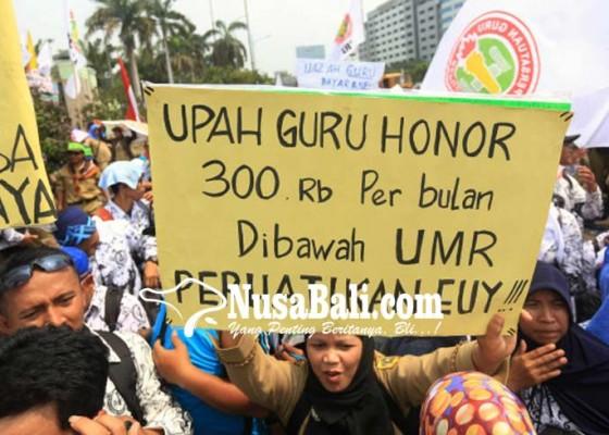 Nusabali.com - 736-ribu-guru-honorer-tak-dapat-thr
