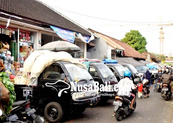 Nusabali.com - pd-pasar-rancang-pedagang-bermobil-dipindahkan-ke-eks-tiara-grosir