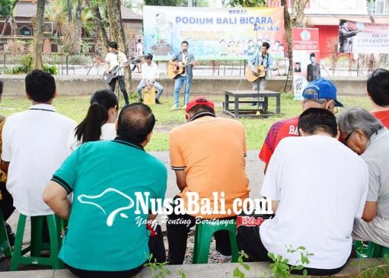 Nusabali.com - pastika-dorong-generasi-muda-berani-bicara