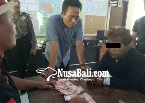 Nusabali.com - pelaku-pencurian-di-nusa-penida-diringkus
