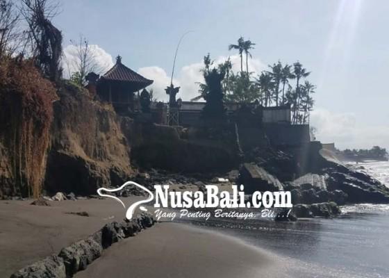 Nusabali.com - pesisir-ketewel-makin-digerus-abrasi