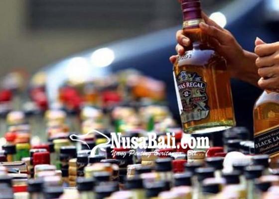 Nusabali.com - jelang-galungan-dan-kuningan-polisi-razia-minuman-keras
