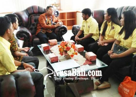 Nusabali.com - peradah-komitmen-perkuat-sdm-umat
