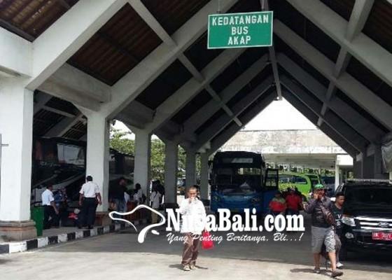 Nusabali.com - 29-po-bus-siap-layani-pemudik-di-terminal-mengwi
