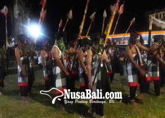 Nusabali.com - seni-sakral-penjaga-kelestarian-alam