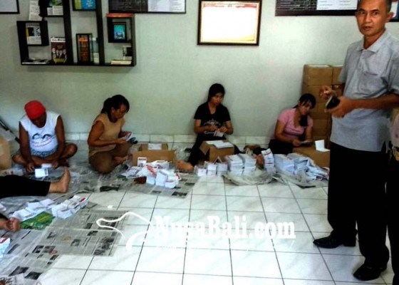 Nusabali.com - disortir-ada-surat-suara-rusak-di-jembrana-dan-tabanan