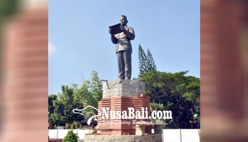 www.nusabali.com-pembangunan-patung-soekarno