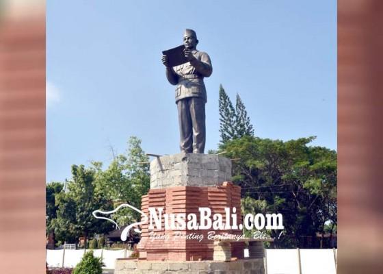 Nusabali.com - pembangunan-patung-soekarno