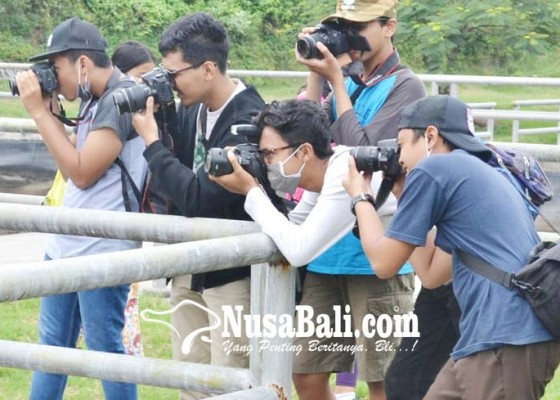 Nusabali.com - isi-libur-sekolah-pemkot-denpasar-kembali-gelar-pelatihan-photography