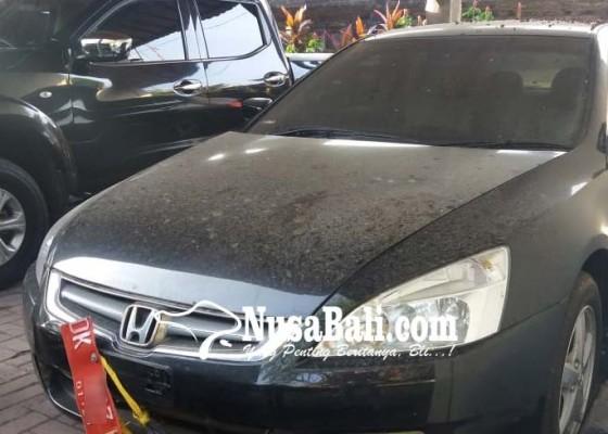Nusabali.com - mundur-lelang-kendaraan-dinas-di-klungkung