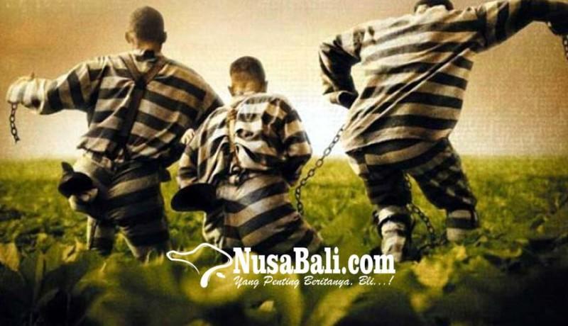 www.nusabali.com-tiga-tahanan-kabur-masih-diburu