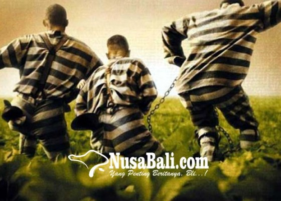 Nusabali.com - tiga-tahanan-kabur-masih-diburu