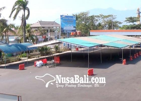 Nusabali.com - arus-mudik-di-pelabuhan-gilimanuk-masih-sepi