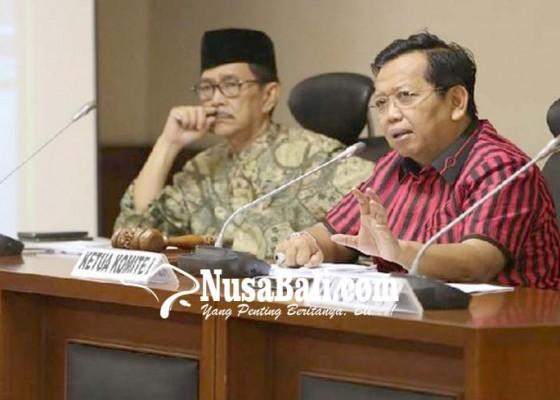 Nusabali.com - dpd-ri-pertanyakan-kesiapan-pilkada-serentak-2018