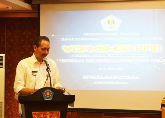 Nusabali.com - workshop-pejabat-pengelola-informasi-dan-dokumentasi-ppid-kota-denpasar