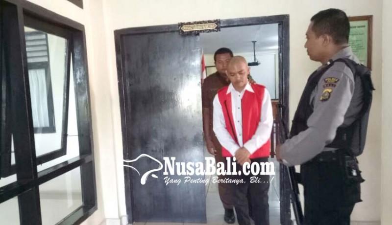 www.nusabali.com-sidang-perdana-terdakwa-terancam-15-tahun