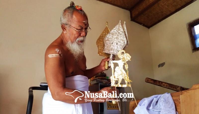 www.nusabali.com-koleksi-100-wayang-emas-dari-majapahit-dan-6-tapel-gajah-mada