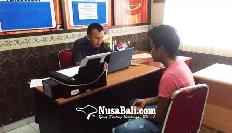 www.nusabali.com-pungli-pedagang-pecalang-gadungan-dibekuk