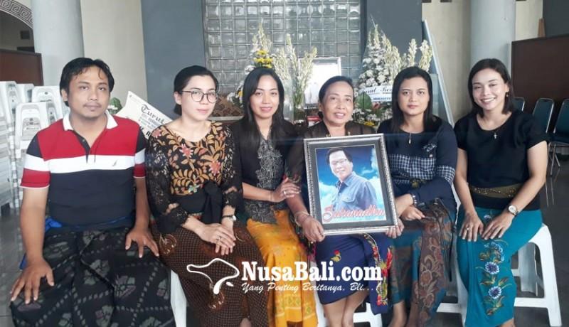 www.nusabali.com-wakil-ketua-komisi-iii-dprd-klungkung-tutup-usia