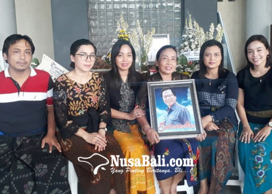 Nusabali.com - wakil-ketua-komisi-iii-dprd-klungkung-tutup-usia