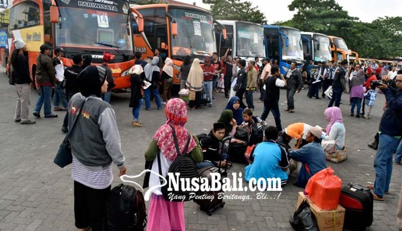 www.nusabali.com-800-orang-ikuti-mudik-gratis-bersama-ikawangi-dewata