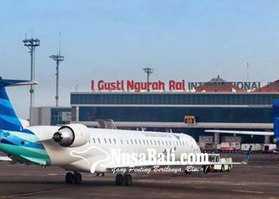 Nusabali.com - 41024-penumpang-domestik-tinggalkan-bali
