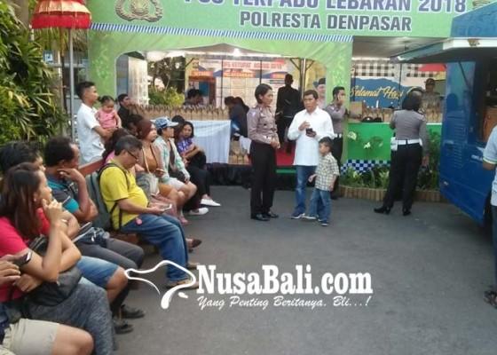 Nusabali.com - pemudik-dimanjakan-perpanjangan-sim