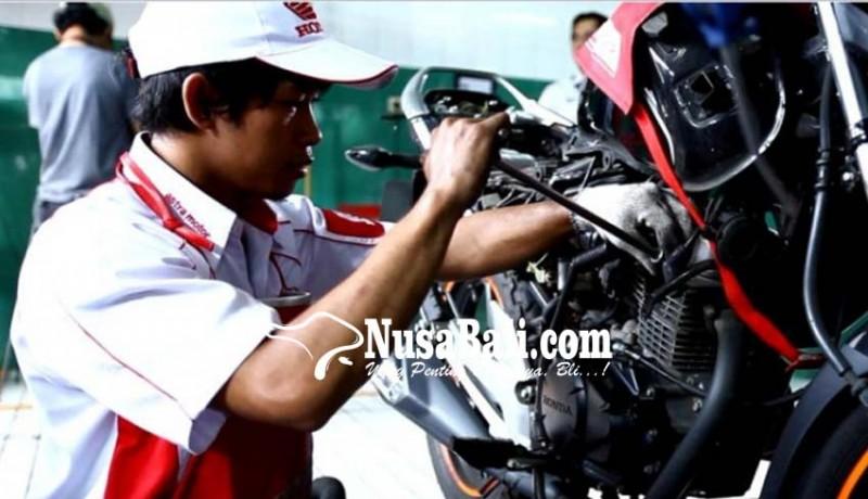 www.nusabali.com-pos-mudik-sediakan-bengkel-layani-servis-gratis