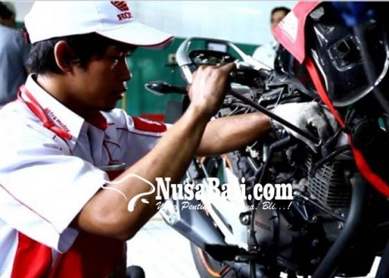 Nusabali.com - pos-mudik-sediakan-bengkel-layani-servis-gratis