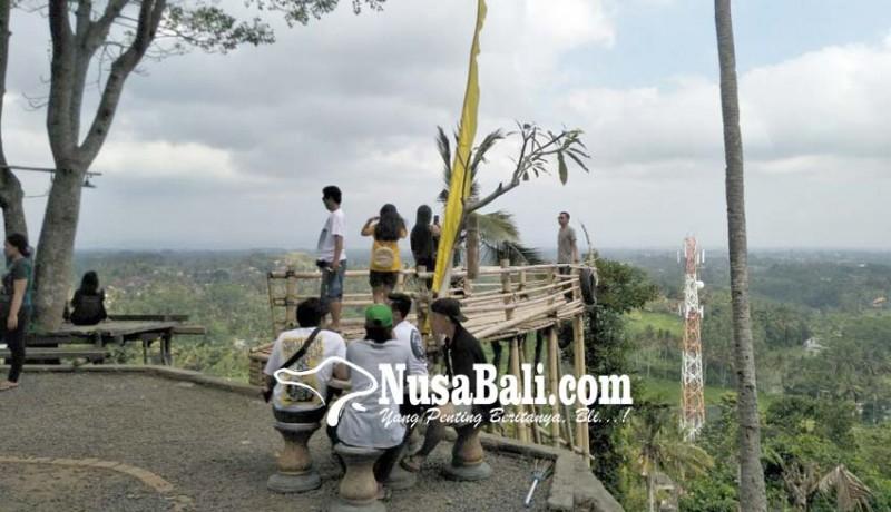 www.nusabali.com-twin-hill-diserbu-pengunjung