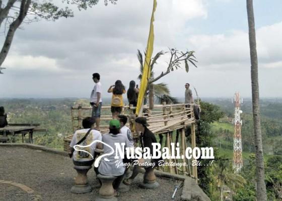 Nusabali.com - twin-hill-diserbu-pengunjung