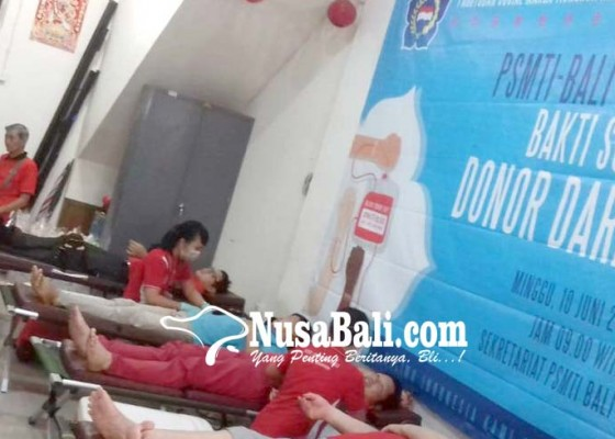 Nusabali.com - lagi-psmti-bali-gelar-donor-darah