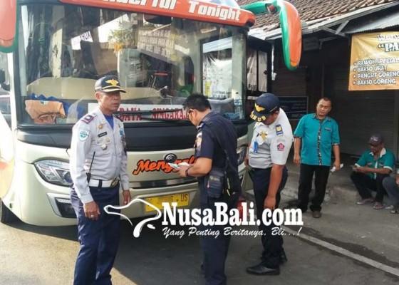 Nusabali.com - dishub-cek-kelayakan-kendaraan