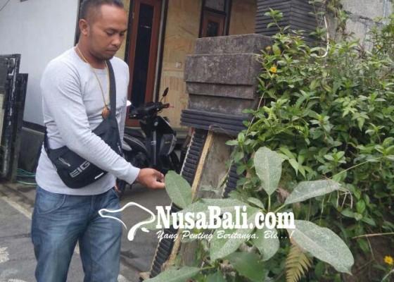 Nusabali.com - gunung-agung-erupsi-lagi-hujan-abu-sampai-ke-tabanan