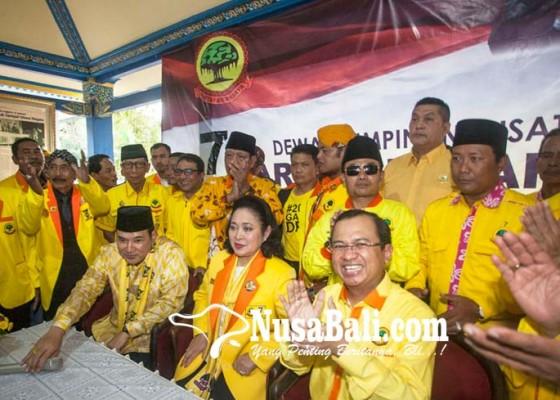 Nusabali.com - kecewa-titiek-soeharto-kabur-dari-golkar
