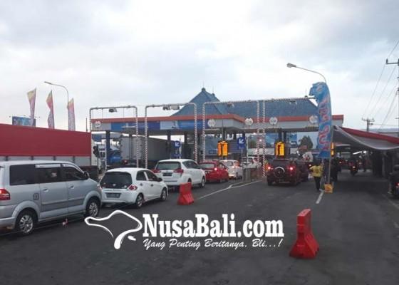 Nusabali.com - arus-mudik-tetap-ramai-lancar-loket-tiket-ditambah-9