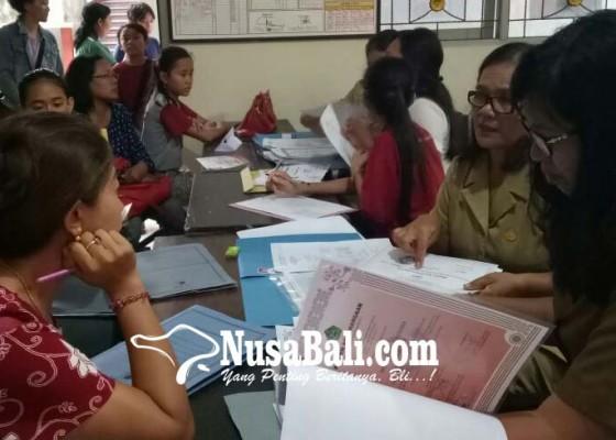 Nusabali.com - sekolah-baru-smpn-6-tabanan-masih-sepi-pendaftar