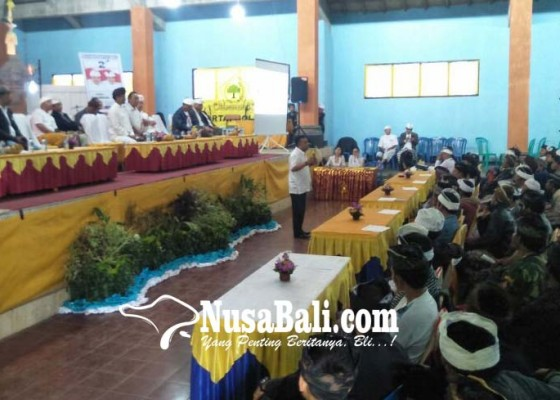 Nusabali.com - persiapan-pilgub-saksi-krb-ikuti-pembekalan