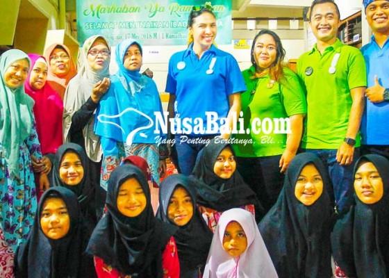 Nusabali.com - pop-riders-berbuka-bersama-dan-saling-berbagi-dengan-anak-yatim-hafiz-alquran