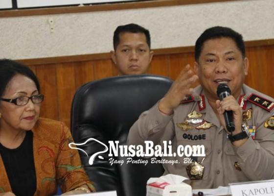 Nusabali.com - survei-unud-masyarakat-puas-kinerja-kapolda